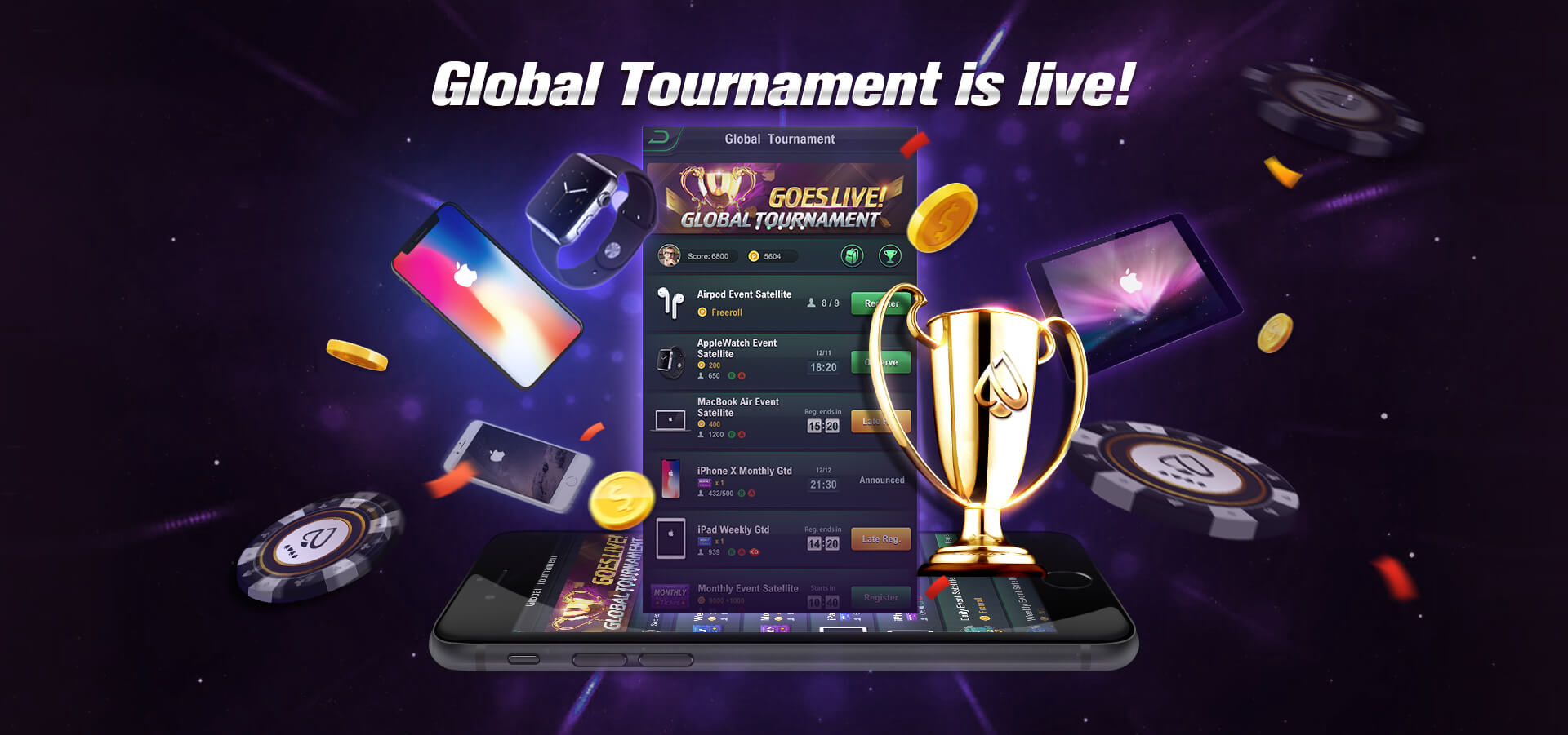 PPPoker Tournament